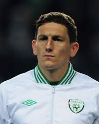 Keith Andrews, Ireland International