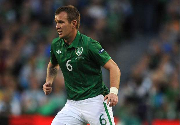 Stoke City midfielder Glenn Whelan hits out at 'bully' Eamon Dunphy