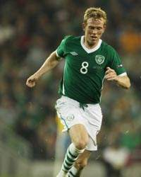 Paul Green, Ireland International