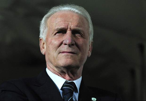 Giovanni Trapattoni dismisses link to Dnipro Dnipropetrovsk