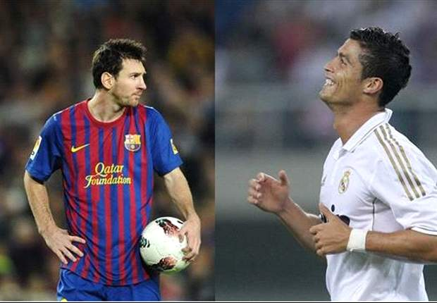 Lionel Messi v Cristiano Ronaldo Head-To-Head: The Portuguese ace takes fourth straight victory