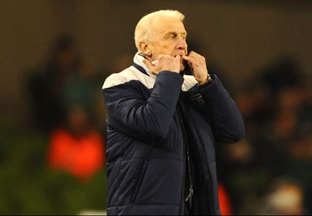 Trapattoni: Results more important than the show