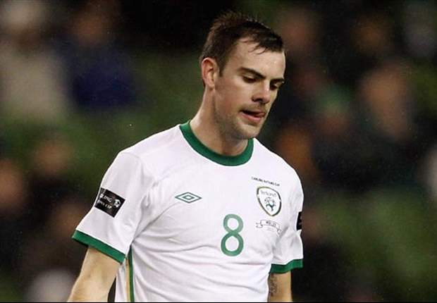 Gibson pulls out of Ireland's upcoming World Cup qualifiers