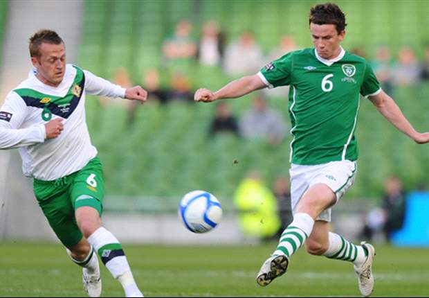 Foley replaced by McShane in Ireland's finalised Euro 2012 squad