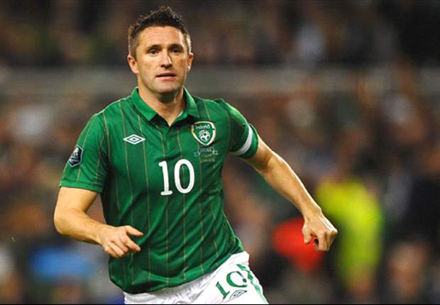 Robbie Keane: Team spirit within the Ireland camp is brilliant