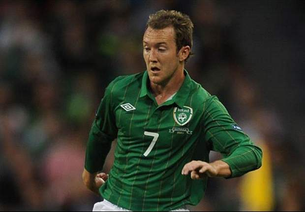 Aiden McGeady: Ireland are not done with Euro 2012 yet and we want to get something against Spain