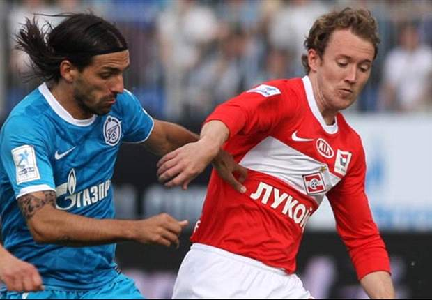 Irish Abroad: Aiden McGeady on target against rivals in Moscow derby