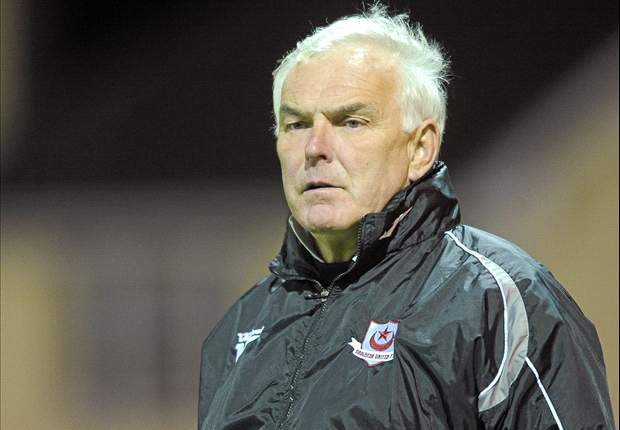 Drogheda United to part ways with Mick Cooke at end of season
