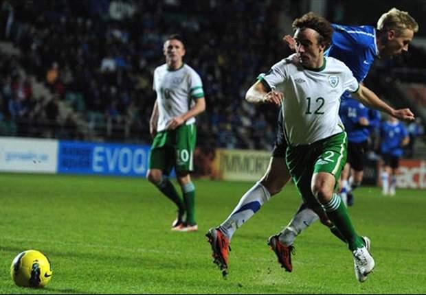 Stephen Hunt aiming for international return