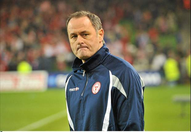Shelbourne boss Alan Mathews aiming to reach FAI Cup Final
