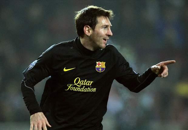 Messi a por Müller y otro record - A por el Pichichi europeo por 4ª vez