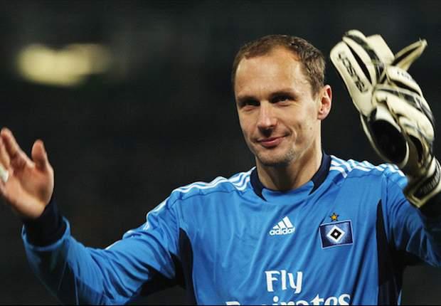 Hamburger SV: Jaroslav Drobny ersetzt gegen Gladbach Rene Adler