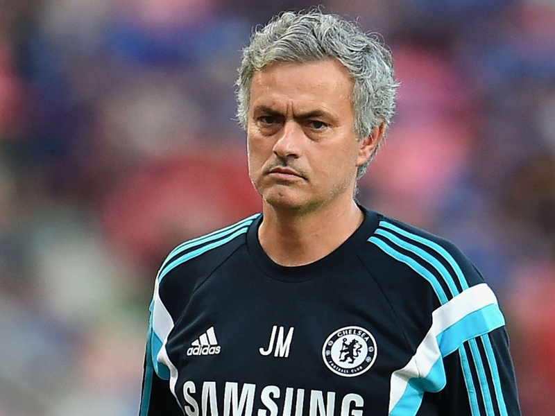 'She should focus on his weight' - Mourinho launches stinging attack on Ben...