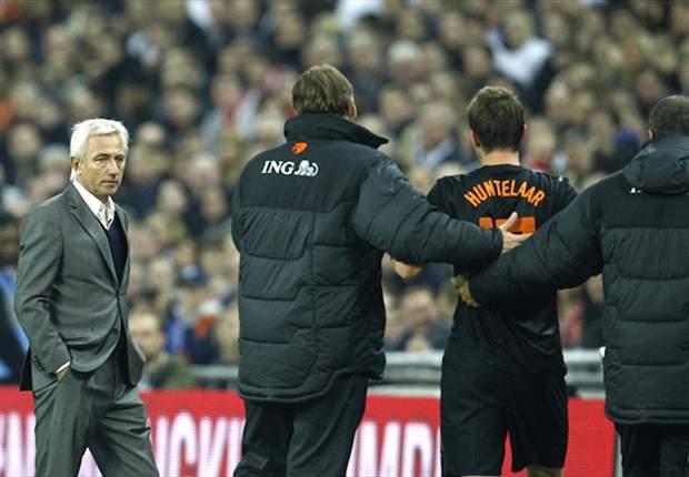 Gehirnerschütterung! Klaas-Jan Huntelaar fällt gegen Twente aus