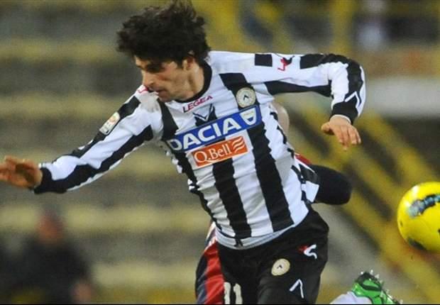 """Da Udine Fabbrini manda un appello a tutto il calcio italiano: """"Per salvare il 'made in Italy' bisogna dare spazio ai giovani... Di Natale è il numero uno, mi ha aiutato tanto"""""""