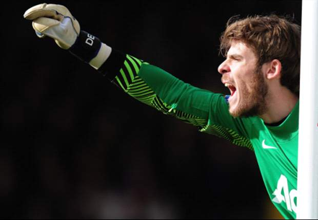 Manchester United's De Gea rules out Real Madrid move