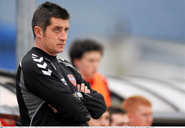 Derry City manager Declan Devine blasts 'ludicrous' referee decisions