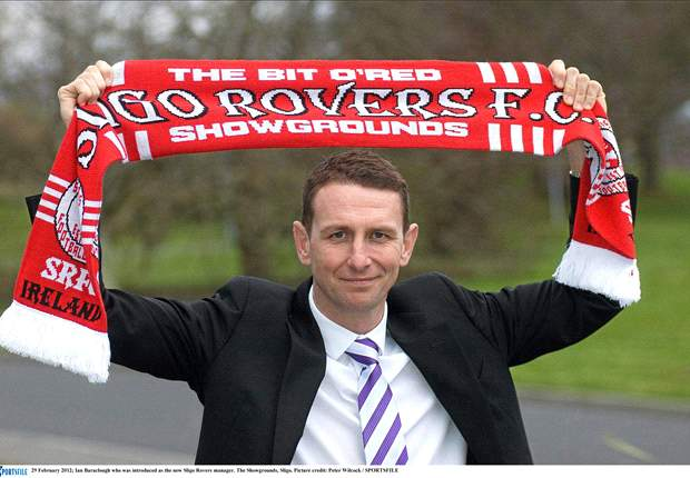 Ian Baraclough does not expect UCD to surrender in Sligo