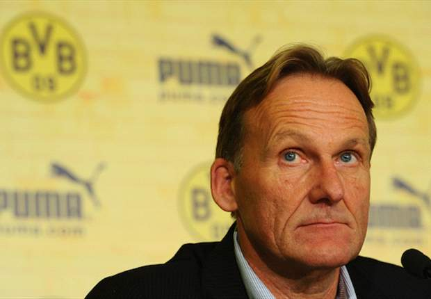 'No lunch with Bayern, only a handshake,' says Watzke