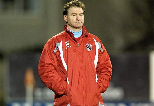 Bohemians manager Aaron Callaghan signs two-year extension