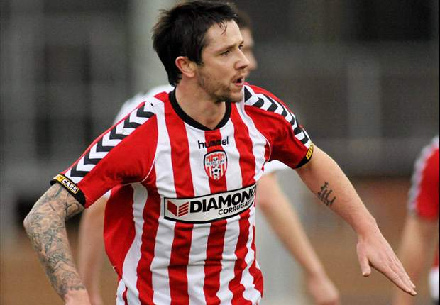 League of Ireland Player of the Week: Rory Patterson - Derry City