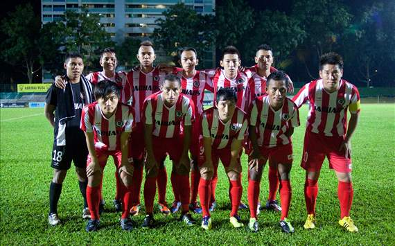 Tanjong Pagar, S.League