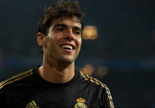 Kaka reiterates desire to stay at Real Madrid