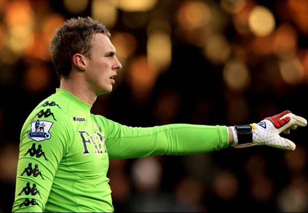 Fulham recall Stockdale from Hull City loan