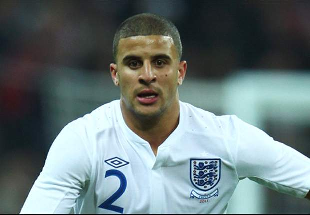 Kyle Walker hails coaching of former Manchester United full-back Gary Neville