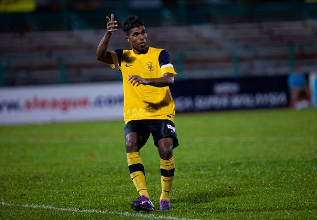Thamil Arasu netted the opening goal against Italy