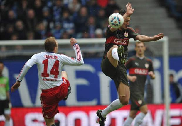 Pak slaag voor HSV, Schalke verliest ook