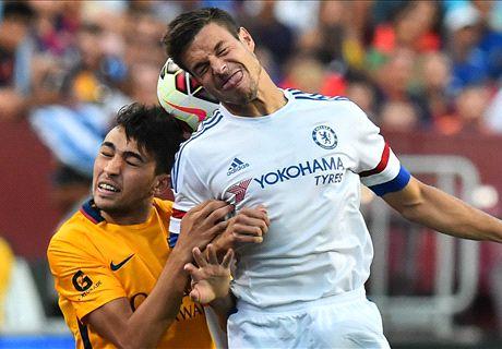 LIVE: Chelsea 1-0 Barcelona