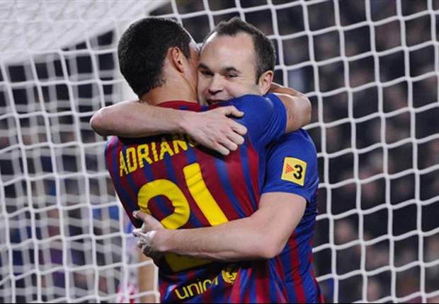 Iniesta: Barcelona want to maintain current form until end of the season