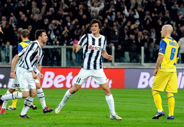 Juventus 1-1 Chievo: Drame strike cancels out De Ceglie opener as Conte's men are held