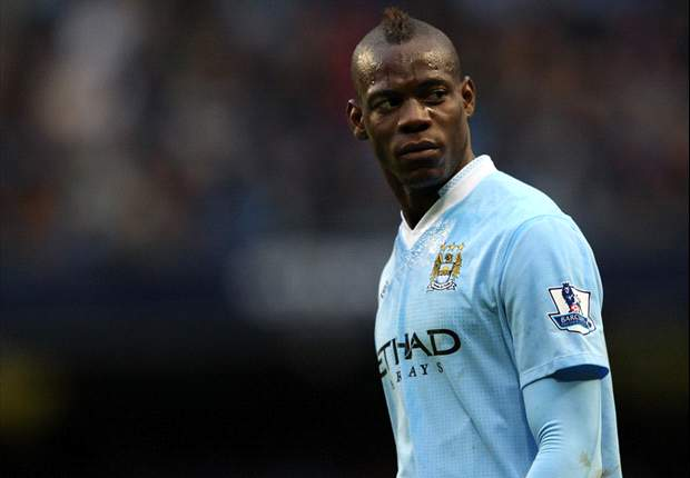 Manchester City striker Balotelli says he has matured this season