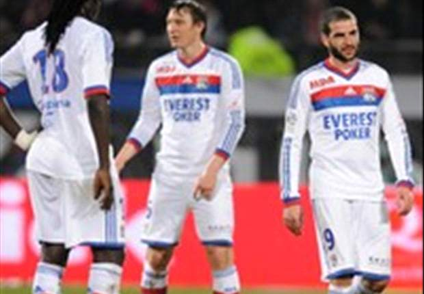 Lyon kan weer niet winnen en blijft vierde