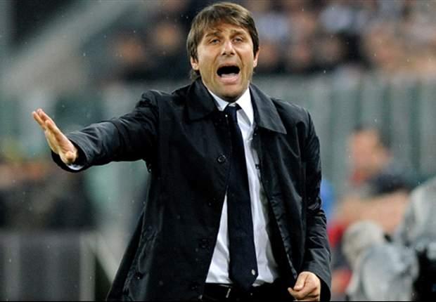 Juventus coach Conte left voiceless after Coppa Italia triumph over AC Milan