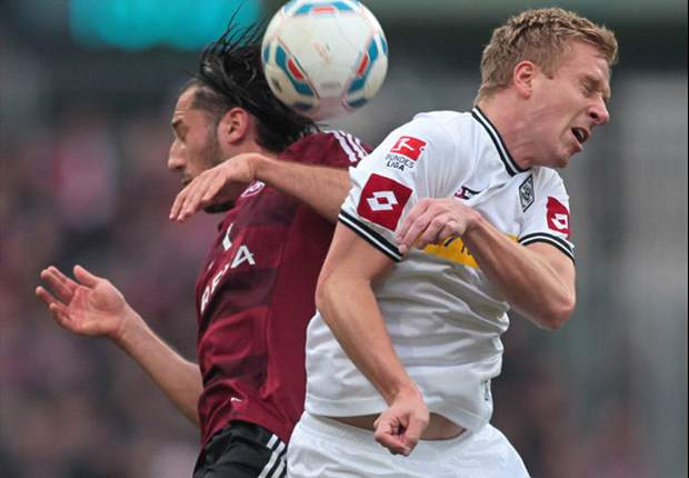 Nurnberg 1-0 Borussia Monchengladbach: Visitors lose first match in 2012 after succumbing to late Bunjaku strike
