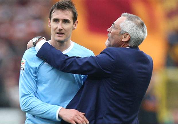 """Klose thuis in Rome: """"Lazio nieuwe familie"""""""