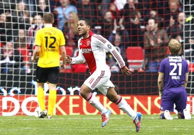 'Van Basten wil Ajax-aanvaller Ebecilio'