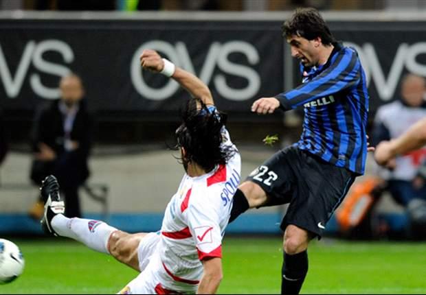 Collovati: Milito's goal saved Ranieri's job