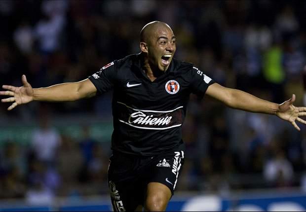 Arevalo Rios delighted to be in Uruguay with La Celeste