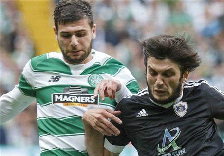 Boyata gives Celtic narrow lead