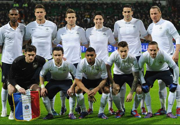 Euro 2012 - Les Français plus optimistes que les Anglais
