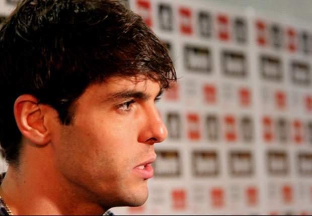 Ricardo Kaká, que viaja a Estados Unidos, ni está ni se le espera