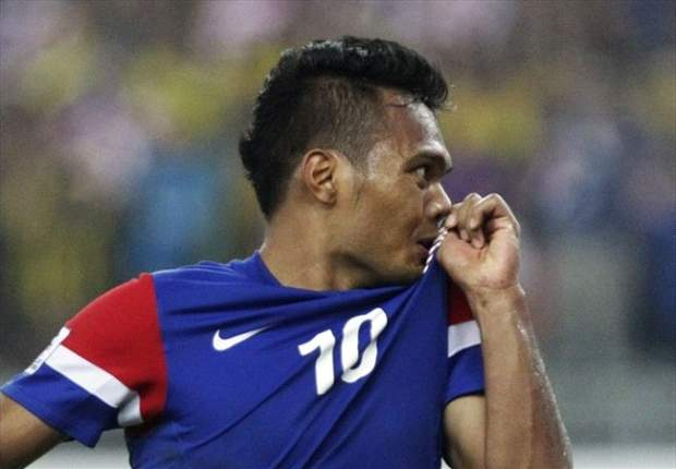 Star striker not worried with Malaysia's form