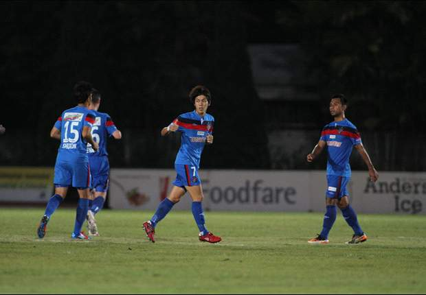 SAFFC 1-0 Gombak United: Shahril deny Bulls as they pay the penalty