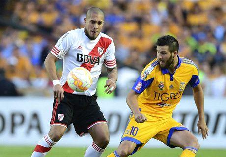 EN VIVO: Tigres 0-0 River