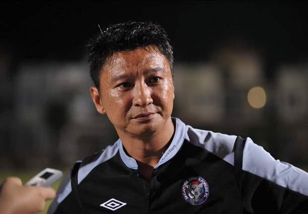 EXCLUSIVE: V. Selvaraj confirmed as SAF FC coach for 2013 season