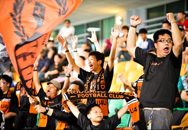 2013 S.League Fanfare awaits fans at Orchard Road